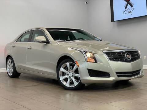 2014 Cadillac ATS for sale at TX Auto Group in Houston TX