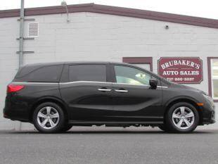 2018 Honda Odyssey for sale at Brubakers Auto Sales in Myerstown PA