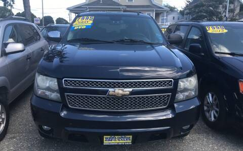 2008 Chevrolet Suburban for sale at Worldwide Auto Sales in Fall River MA