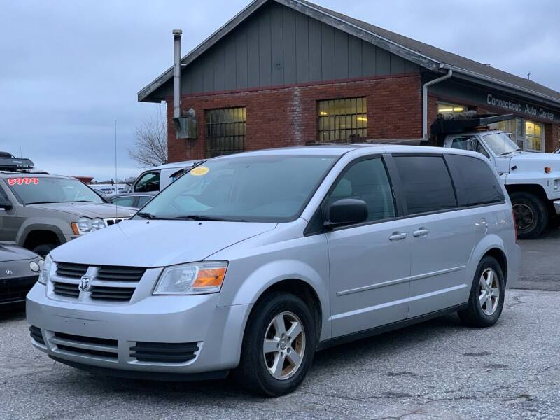 2010 Dodge Grand Caravan for sale at CT Auto Center Sales in Milford CT