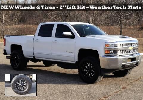 2019 Chevrolet Silverado 2500HD for sale at KA Commercial Trucks, LLC in Dassel MN