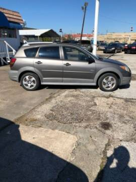 2005 Pontiac Vibe for sale at Jerry Allen Motor Co in Beaumont TX