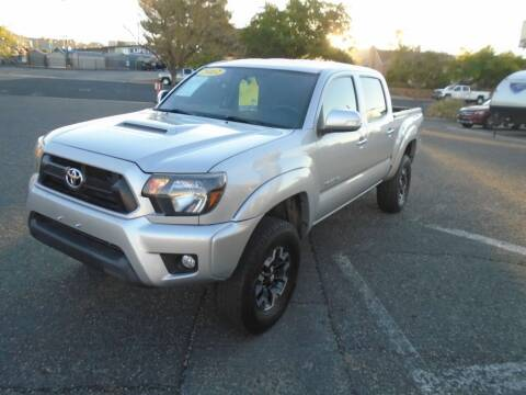 2012 Toyota Tacoma for sale at Team D Auto Sales in Saint George UT