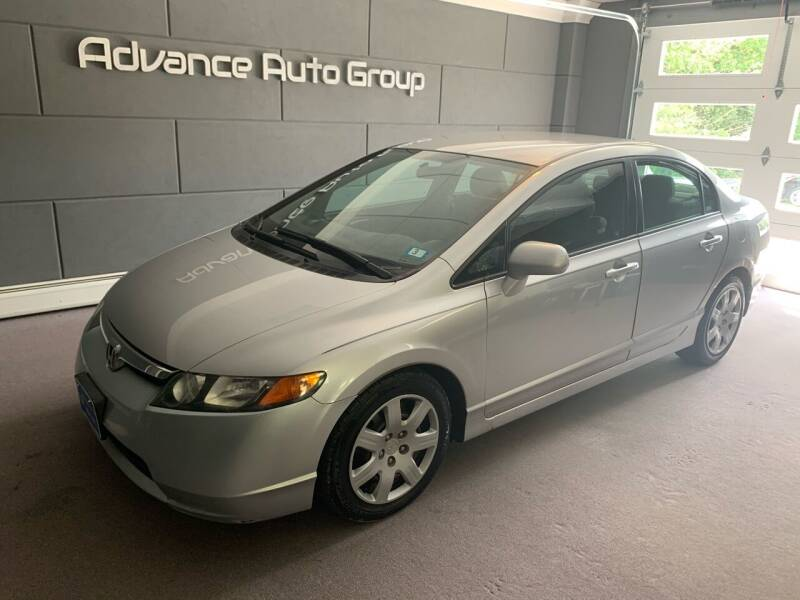 2007 Honda Civic for sale at Advance Auto Group, LLC in Chichester NH