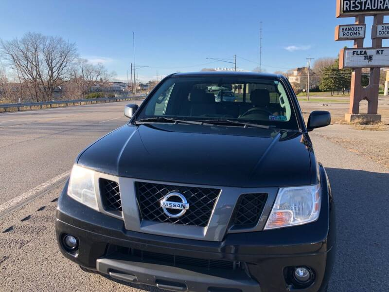 2012 Nissan Frontier for sale at Stan's Auto Sales Inc in New Castle PA