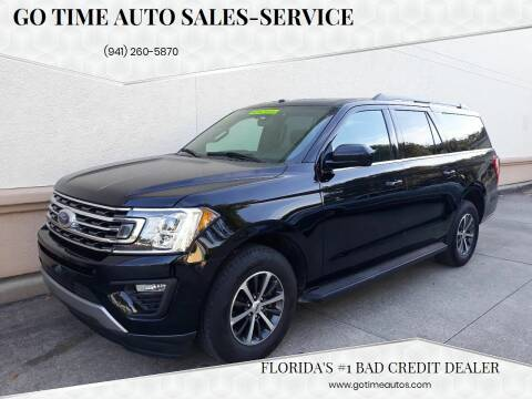 2019 Ford Expedition MAX for sale at Go Time Automotive in Sarasota FL