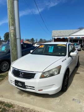 2009 Honda Accord for sale at Top Auto Sales in Petersburg VA