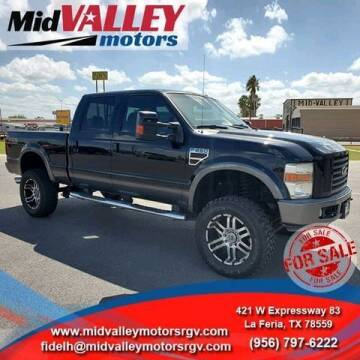 2008 Ford F-250 Super Duty for sale at Mid Valley Motors in La Feria TX