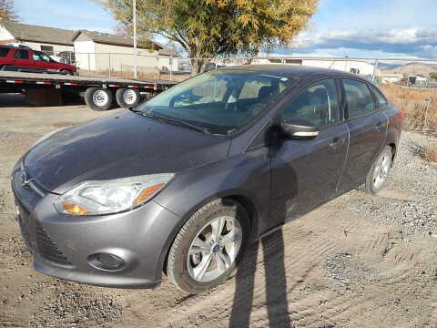 2014 Ford Focus for sale at West Motor Company - West Motor Ford in Preston ID