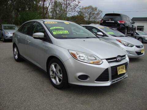 2013 Ford Focus for sale at Easy Ride Auto Sales Inc in Chester VA