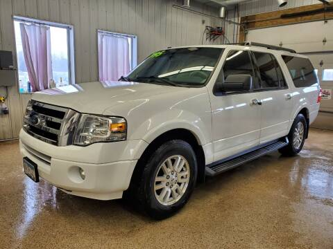 2012 Ford Expedition EL for sale at Sand's Auto Sales in Cambridge MN