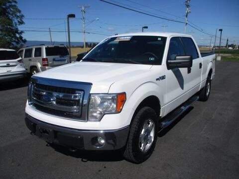 2014 Ford F-150 for sale at FINAL DRIVE AUTO SALES INC in Shippensburg PA