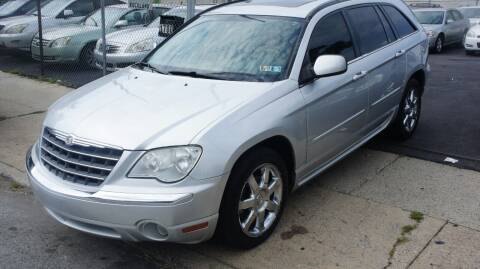 2007 Chrysler Pacifica for sale at GM Automotive Group in Philadelphia PA