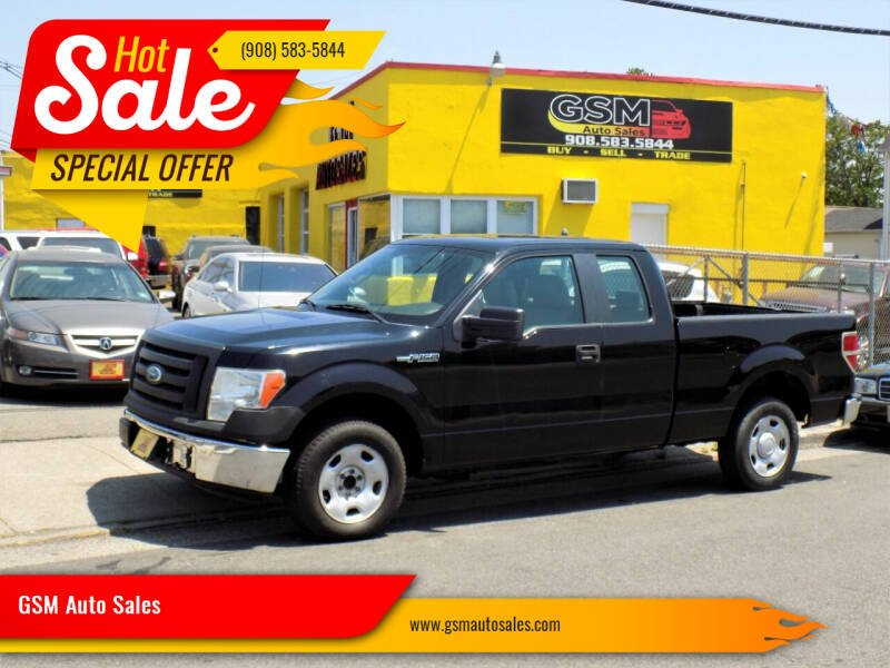 2009 Ford F-150 for sale at GSM Auto Sales in Linden NJ