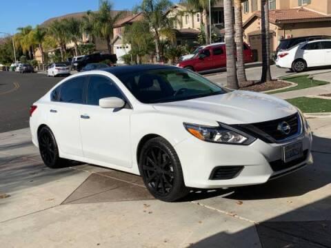2016 Nissan Altima for sale at Inland Motors LLC in Riverside CA