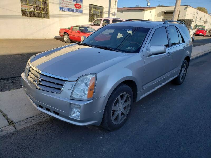 2004 Cadillac SRX for sale at 611 CAR CONNECTION in Hatboro PA