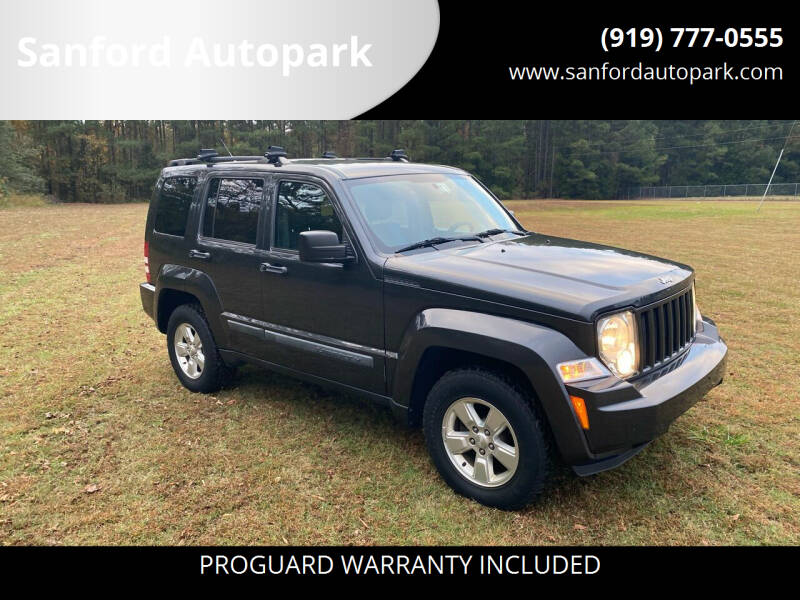 2011 Jeep Liberty for sale at Sanford Autopark in Sanford NC