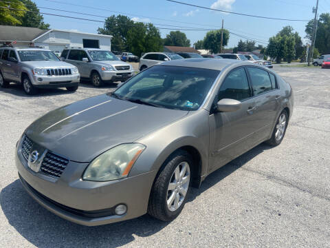 2004 Nissan Maxima for sale at US5 Auto Sales in Shippensburg PA