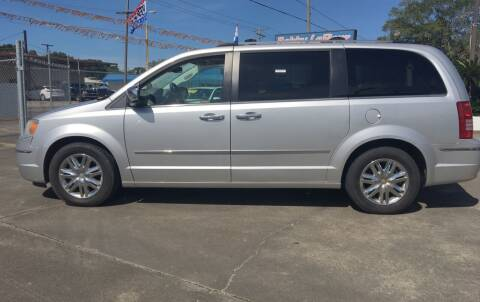 2010 Chrysler Town and Country for sale at Bobby Lafleur Auto Sales in Lake Charles LA