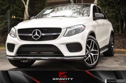 2017 Mercedes-Benz GLE for sale at Gravity Autos Atlanta in Atlanta GA
