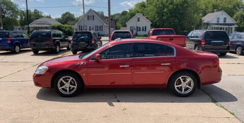 2008 Buick Lucerne for sale at Velp Avenue Motors LLC in Green Bay WI