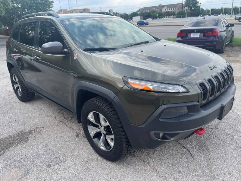 2015 Jeep Cherokee for sale at Austin Direct Auto Sales in Austin TX