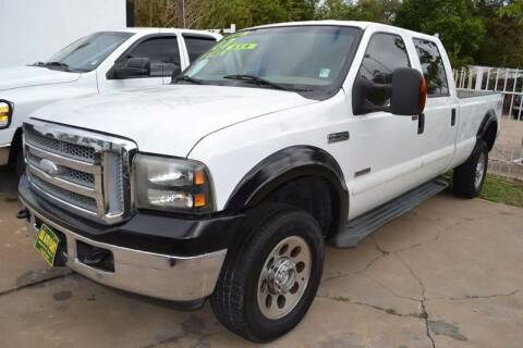 2007 Ford F-350 Super Duty for sale at Pasadena Auto Planet in Houston TX