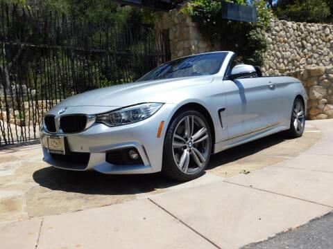 2015 BMW 4 Series for sale at Milpas Motors in Santa Barbara CA