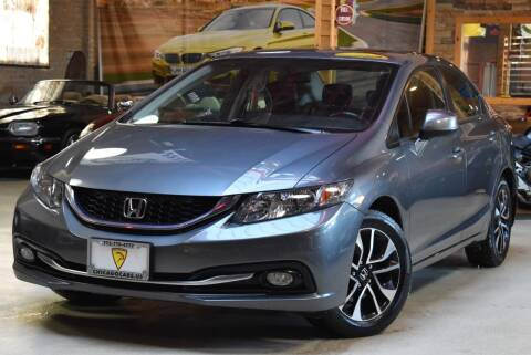 2013 Honda Civic for sale at Chicago Cars US in Summit IL