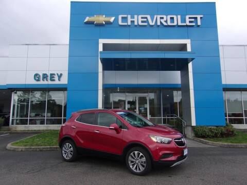 2019 Buick Encore for sale at Grey Chevrolet, Inc. in Port Orchard WA