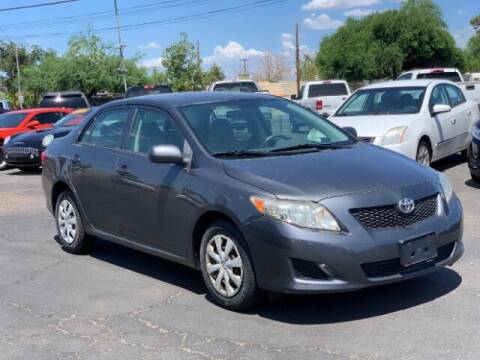 2010 Toyota Corolla for sale at Curry's Cars Powered by Autohouse - Brown & Brown Wholesale in Mesa AZ
