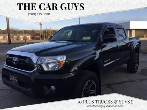 2014 Toyota Tacoma for sale at The Car Guys in Hyannis MA