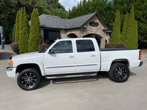 2006 GMC Sierra 1500 for sale at Hoyle Auto Sales in Taylorsville NC