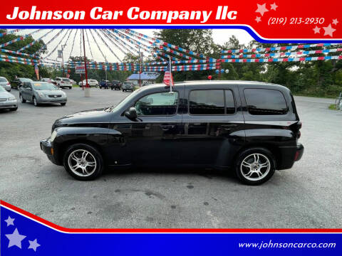 2010 Chevrolet HHR for sale at Johnson Car Company llc in Crown Point IN
