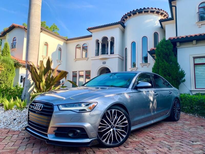 2017 Audi A6 for sale at Mirabella Motors in Tampa FL