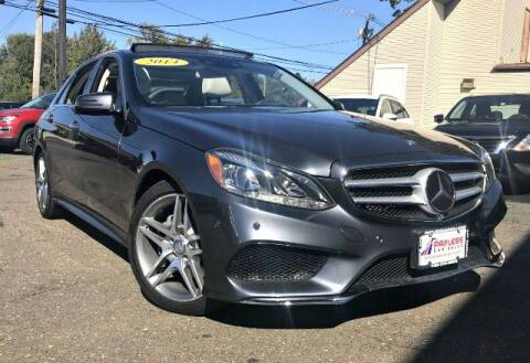 2014 Mercedes-Benz E-Class for sale at PAYLESS CAR SALES of South Amboy in South Amboy NJ