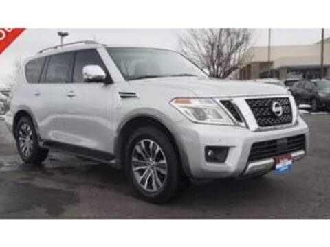 2017 Nissan Armada for sale at Platinum Car Brokers in Spearfish SD