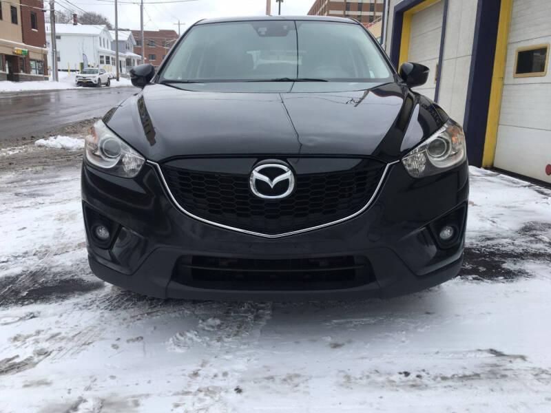 2015 Mazda CX-5 for sale at B&T Auto Service in Syracuse NY