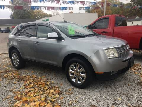 2007 Lincoln MKX for sale at Antique Motors in Plymouth IN