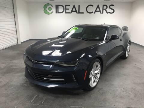 2016 Chevrolet Camaro for sale at Ideal Cars Broadway in Mesa AZ