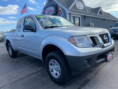 2012 Nissan Frontier for sale at Cape Cod Carz in Hyannis MA