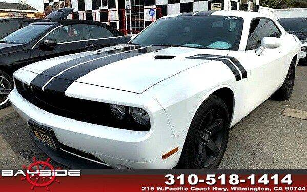 2014 Dodge Challenger for sale at BaySide Auto in Wilmington CA