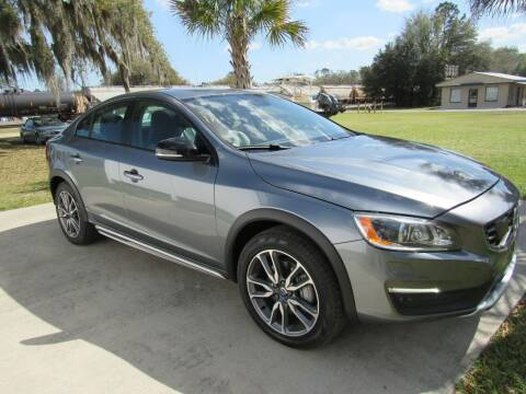 2018 Volvo S60 Cross Country for sale at D & R Auto Brokers in Ridgeland SC