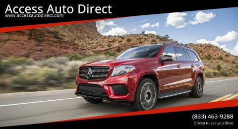 2019 Mercedes-Benz GLS for sale at Access Auto Direct in Baldwin NY