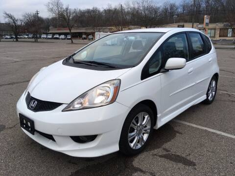 2011 Honda Fit for sale at Borderline Auto Sales in Loveland OH