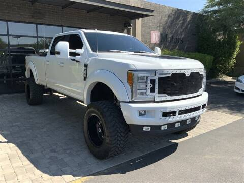 2017 Ford F-350 Super Duty for sale at 101 MOTORS in Tempe AZ