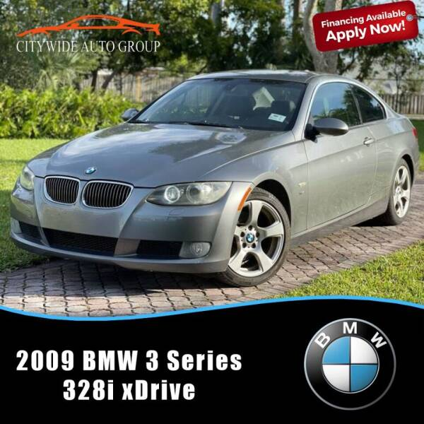 2009 BMW 3 Series for sale at Citywide Auto Group LLC in Pompano Beach FL