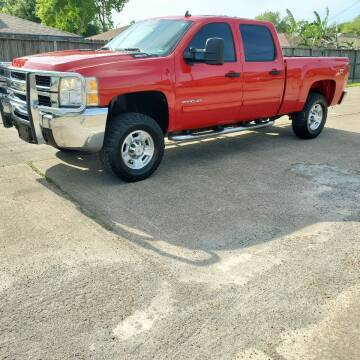 2010 Chevrolet Silverado 2500HD for sale at MOTORSPORTS IMPORTS in Houston TX