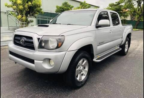 2006 Toyota Tacoma for sale at Meru Motors in Hollywood FL