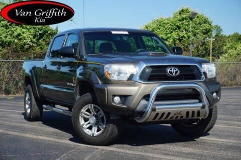 2013 Toyota Tacoma for sale at Van Griffith Kia Granbury in Granbury TX